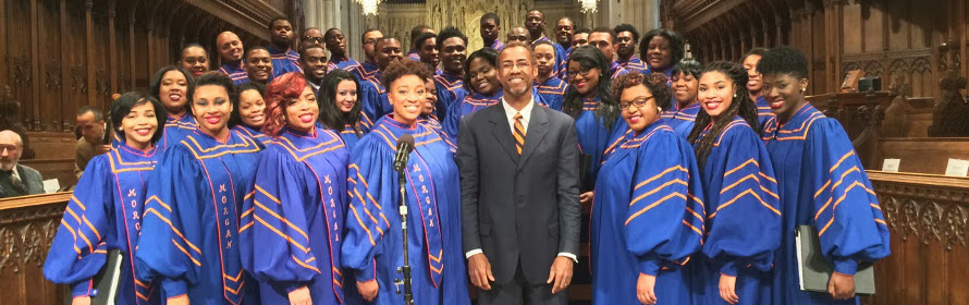 Praise to the Lord - Morgan State University Gospel Choir